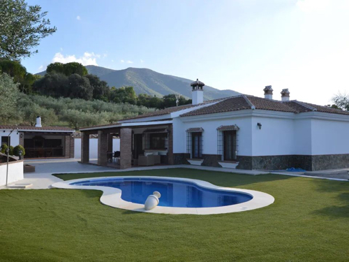 Alhaurin El Grande Villa with pool to rent from €3,000 per month